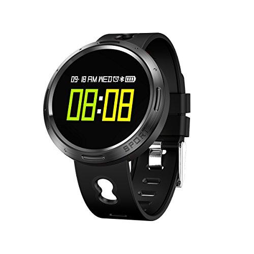 Sport Armband Uhr, TKSTAR Armband Sport Fitness Activity Tracker Smartwatch Wasserdicht IP68 Bluetooth Smartwatch mit Blutdruck/Pulsoxymeter und Pulsmesser für Handy X9VO