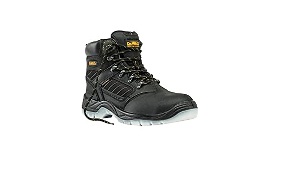 43caf77195c DeWalt Recip Waterproof Safety Boots Black Size 10  Amazon.co.uk  DIY    Tools