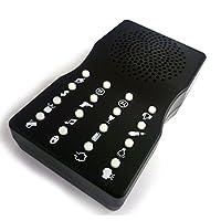 Soundbox-mit-16-verschiedenen-Effekten-Crazy-Moments-inkl-Batterien-auf-Blisterkarte-601139 Soundbox mit 16 verschiedenen Effekten Crazy Moments (inkl. Batterien) auf Blisterkarte 60/1139 -
