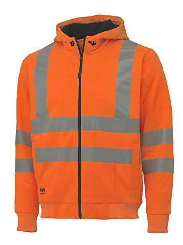 HELLY HANSEN WORKWEAR 34-079017-260-XL - SUDADERA  COLOR NARANJA  TALLA XL
