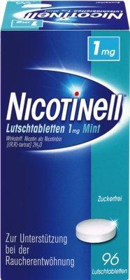 Nicotinell 1mg Mint 36 stk