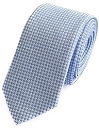 Fabio Farini Edle Krawatte, 6 cm in verschiedenen Farben Hochzeit Buisness Anzugskrawatten