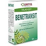 Ortis - Benetransit - 54 comprimés - Stimule et régularise le transit intestinal