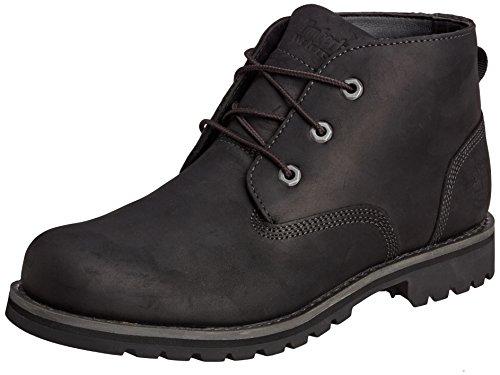 Chukka Timberland Black FTM Larchmont Boots Chukka Schwarz Herren WP Connection Larchmont AA6ZxwqI