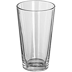 Vaso mezclador para cóctel, de 500 ml, parte de vidrio para mezclador Boston – MXGS0001 18oz/500ml