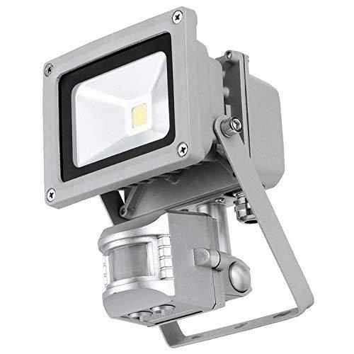 PowerSave Energiespar 10W = 100W LED Motion Sensor PIR Sicherheit Licht ~ Eine spezifische Energiesparend (Sensor Motion Sicherheit Lichter)
