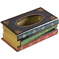 Tissue Storage Box Caja de pañuelos cajonera de Libros Mesa de Centro servilleta baño Restaurante Hotel Decoraciones cajita de pañuelos Linda Industria, Empresas y Ciencia/Suministros de LIM