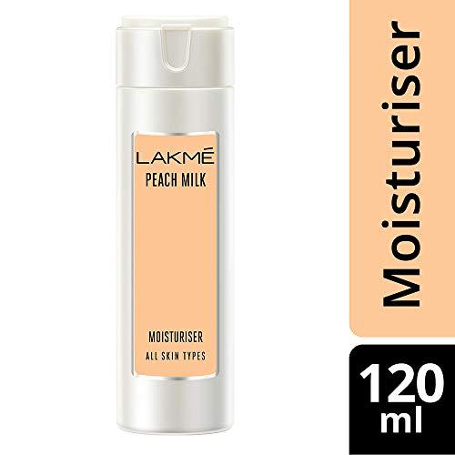 Lakme Peach Milk Moisturizer Body Lotion 120 ml