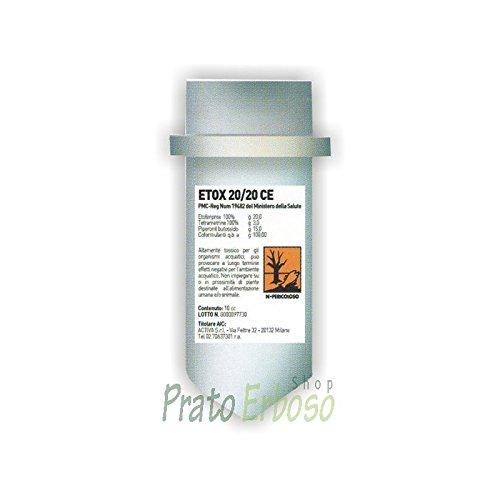 HBM Anti-Moustiques 001-GP-RAC008 Pulvé Tir 8M Guêpe/Frelon et Recharge Anti Moustique 10 ml