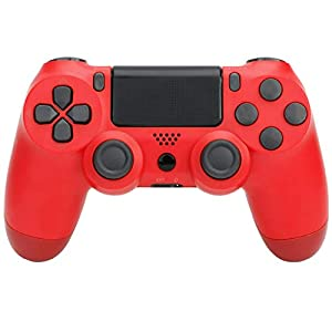PS4 Controller Doubleshock 4 Wireless Controller für Playstation 4 – Rot