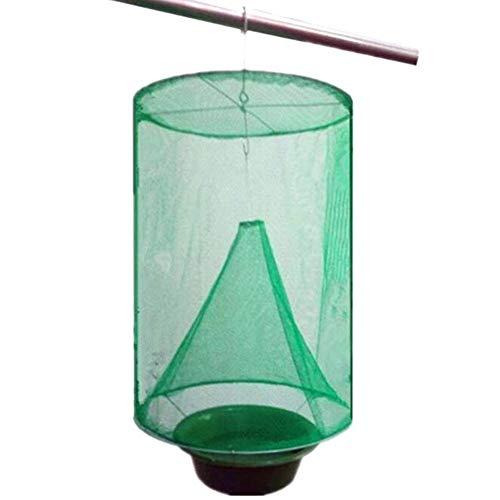 Sunshine Haus (Ztoma Fliegen Netz Falle, Sunshine Spot, Sonnenschein Spot Haus Insekt Moskito Fangen Einfangen Traping Bug Wandbehang Pest Netz)
