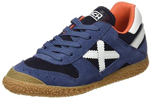 Munich Mini, Chaussures mixte enfant Bleu