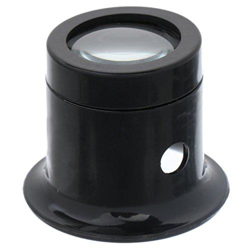 Beobachten Lupe Juwelier Lupe 10x Magnifing Auge Len Reparatursatz Werkzeuge - Lupen Auge Ein