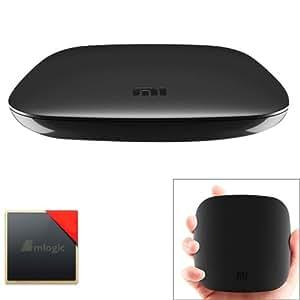 Pggpo 2 XIAOMI Box Internet Miracast Cortex A9 Airplay Dual - 1,5 GHz Wi-Fi BT Android 4.0 New Télécommande Smart TV Box HD