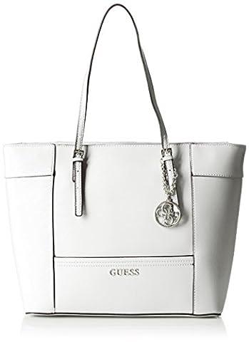 Guess Damen, Tasche, Hwey45 35230, Weiß (White), Einheitsgröße