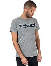 de3e35cefbc Amazon.co.uk: Timberland - Tops, T-Shirts & Shirts / Men: Clothing