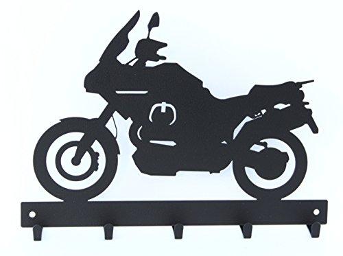 Schlüssel Aufhänger Rack Haken, Schlüssel Halter Motorrad Bike Maxi Enduro wie Stelvio (Motorrad Rack-haken)