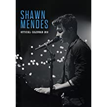 Shawn Mendes Official 2018 Calendar - A3 Poster Format (Calendar 2018)