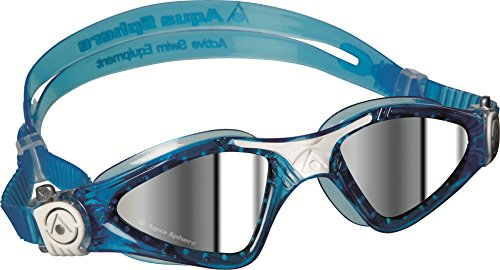 Aqua Sphere Kayenne verspieglte Schwimmbrille Small fit