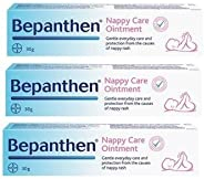 THREE PACKS OF BEPANTHEN OINTMENT 3 X 30GRAMS