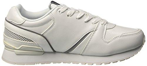 Sergio Tacchini Sonic 2X Leather, Basses Homme Bianco