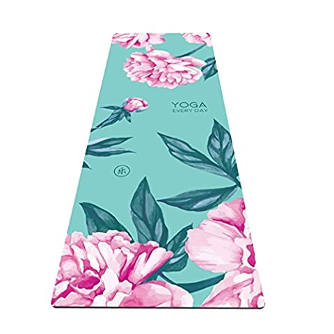 Caoutchouc Naturel Pro Tapis de yoga/serviette Combo (3.5mm), respectueux de l