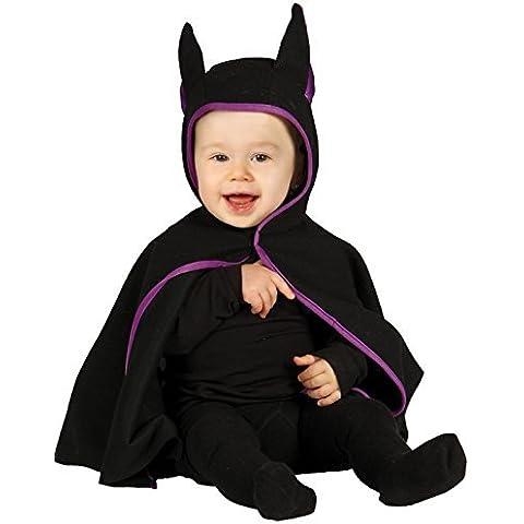 Bebé Niños Niñas Muerciélago Cape Halloween Traje Disfraz 6-12 12-24 meses - 6-12 months