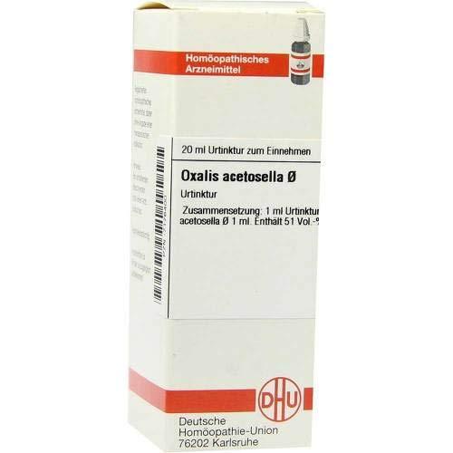 Oxalis Acetosella Urtinkt 20 ml