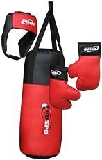 Prospo Kids Punching Bag Cub Kit For 1-8 Years Old Children