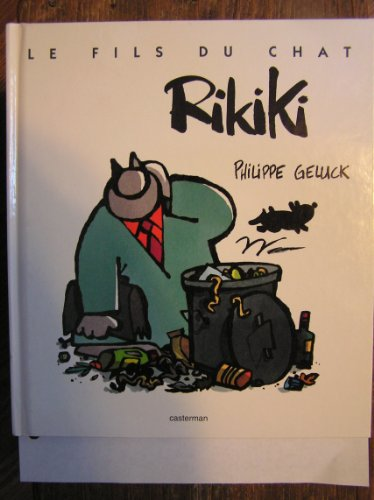 Le Fils du Chat, tome 3 : Rikiki
