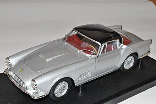 ferrari-410-superamerica-silber-1955-1959-1-18-mattel-hot-wheels-modell-auto-mit-individiuellem-wuns