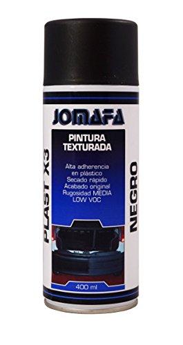 JOMAFA - PINTURA TEXTURADA NEGRO 400ml
