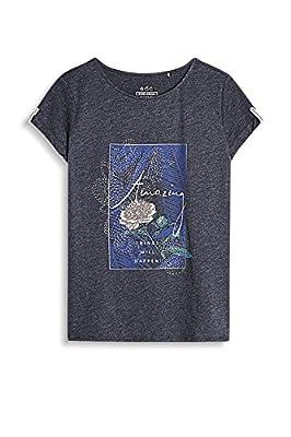 edc by Esprit Women's 057cc1k045 T-Shirt
