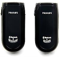 Nolan MICRX Bluetooth microfono wireless e ricevitore set, soluzione totale