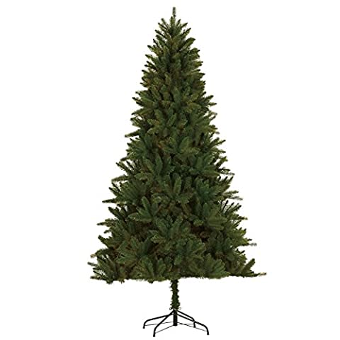 Black Box Trees 379116-01 Künstlicher Weihnachtsbaum Charlot Höhe 185 cm Durchmesser 109 cm, 850 Zweige, PE