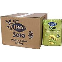 Hero Solo Snacks Infantiles 12 Unidades 50 g
