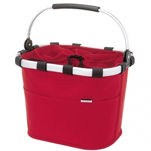 de-lux-plus-bike-basket-without-klickfix-adaptor-one-size-red