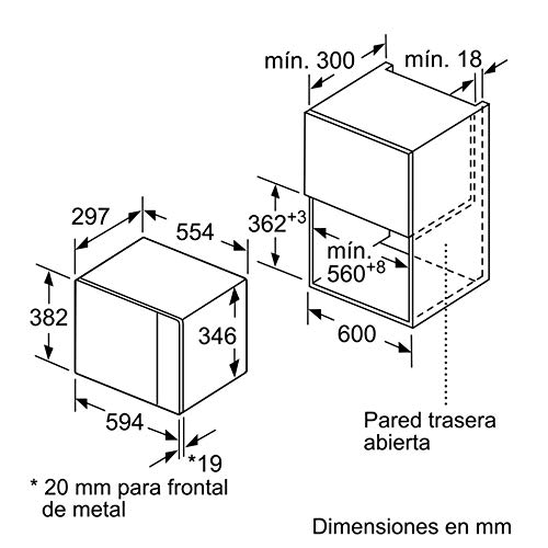 Bosch Siemens 466.546 Originale Monte Vettore processo Holder Accessori pirolitico forno Neff Viva Balay 00.466.546