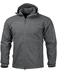 Pentagon Men's Hercules Fleece Jacket 2.0 Wolf Grey