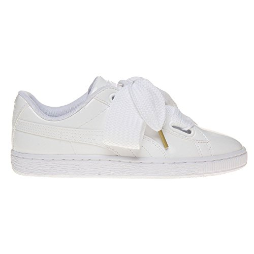 ac56ba80e1be45 Puma Women  s Basket Heart Patent WN s Sneakers – FootWear4You