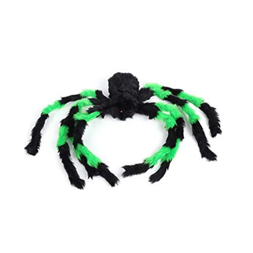Beste Scary Halloween Dekorationen - 16Jessie Halloween Riesenspinne Dekorationen Groß Halloween-Dekorationen