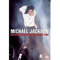 Michael Jackson - Live in Bucharest: The Dangerous Tour