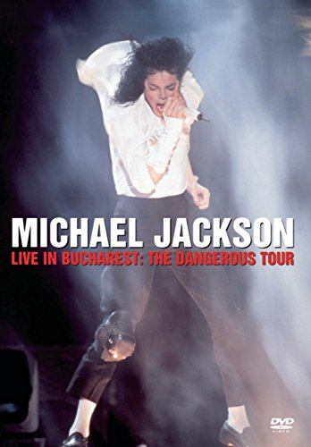 Bild von Michael Jackson - Live in Bucharest: The Dangerous Tour