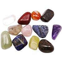 HARMONIZE Multistone 12 Stück Chakra Reiki Heilsteine ??Gesetzt Meditation Spirituelle Gleichgewicht preisvergleich bei billige-tabletten.eu