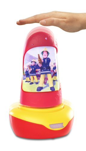 Image of GoGlow Fireman Sam Night Light and Torch