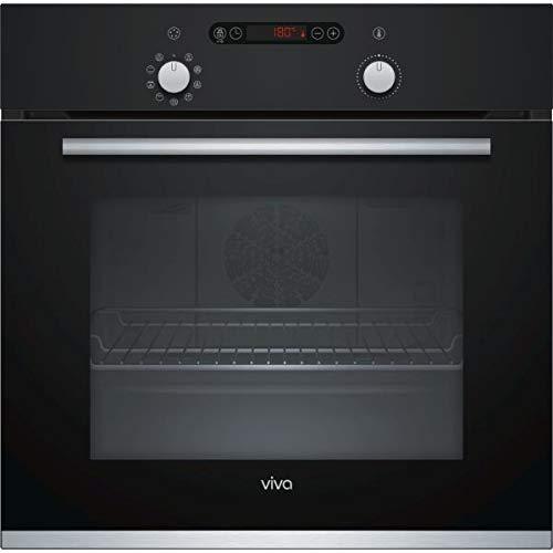 Einbauherd Pyrolyse schwarz VIVA VH1MG0760