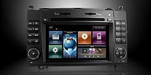 Dynavin Autoradio et GPS pour Mercedes Benz Classe A et B (D99) avec écran TFT 18cm 7''