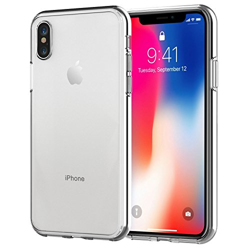 JETech Funda para Apple iPhone X calidad precio