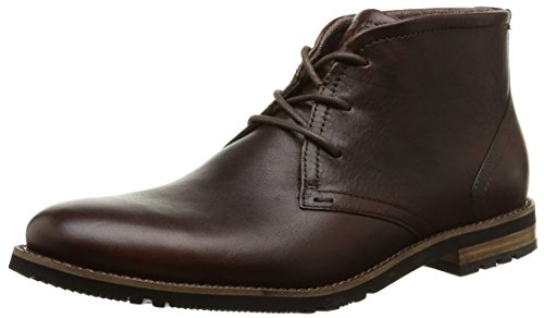 Rockport LH2 Herren Chukka Boots Braun (Dark Brown)