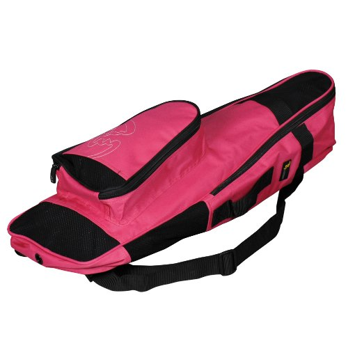 IQ-Company 4154012320-OS, Borsa Snorkeling ABC Unisex – Adulto, Pink, OS